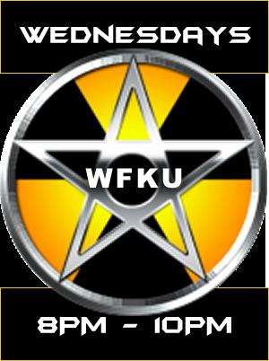 Ritual Noise - WFKU Internet Radio - Select Wednesdays - 8pm-10pm